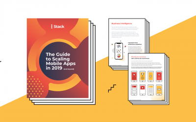 [E-book] Guide to Scaling Mobile Apps in 2019 (and beyond)