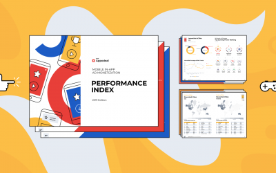 Appodeal's 3rd annual Mobile In-App Ad Monetization Performance Index (2019 Edition) is Now Out
